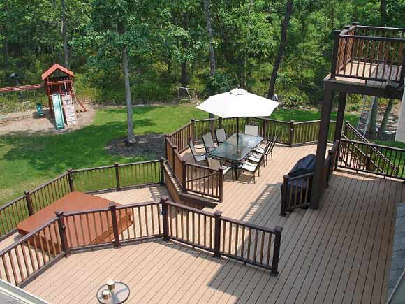 New Deck in South Jersey