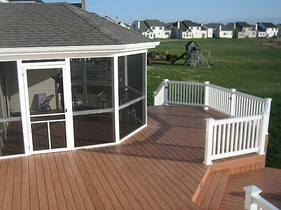 New Deck in NJ