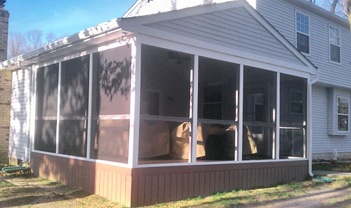 South Jersey Addition Sunroom Garage Remodeling
