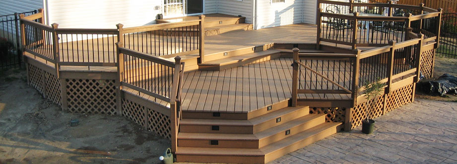 Deck Builder & Decks in South Jersey