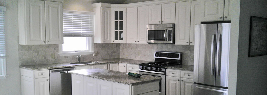 Kitchen & Bathroom Remodel in South Jersey